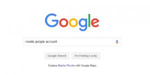 Buat Google Akaun | Ompact.my