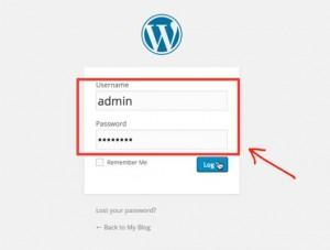 Masukkan username dan password | Ompact.my