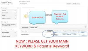 potential keyword | Ompact.my