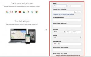 Isi Borang Google | Ompact.my