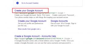 Klik Buka Google Akaun Anda | Ompact.my
